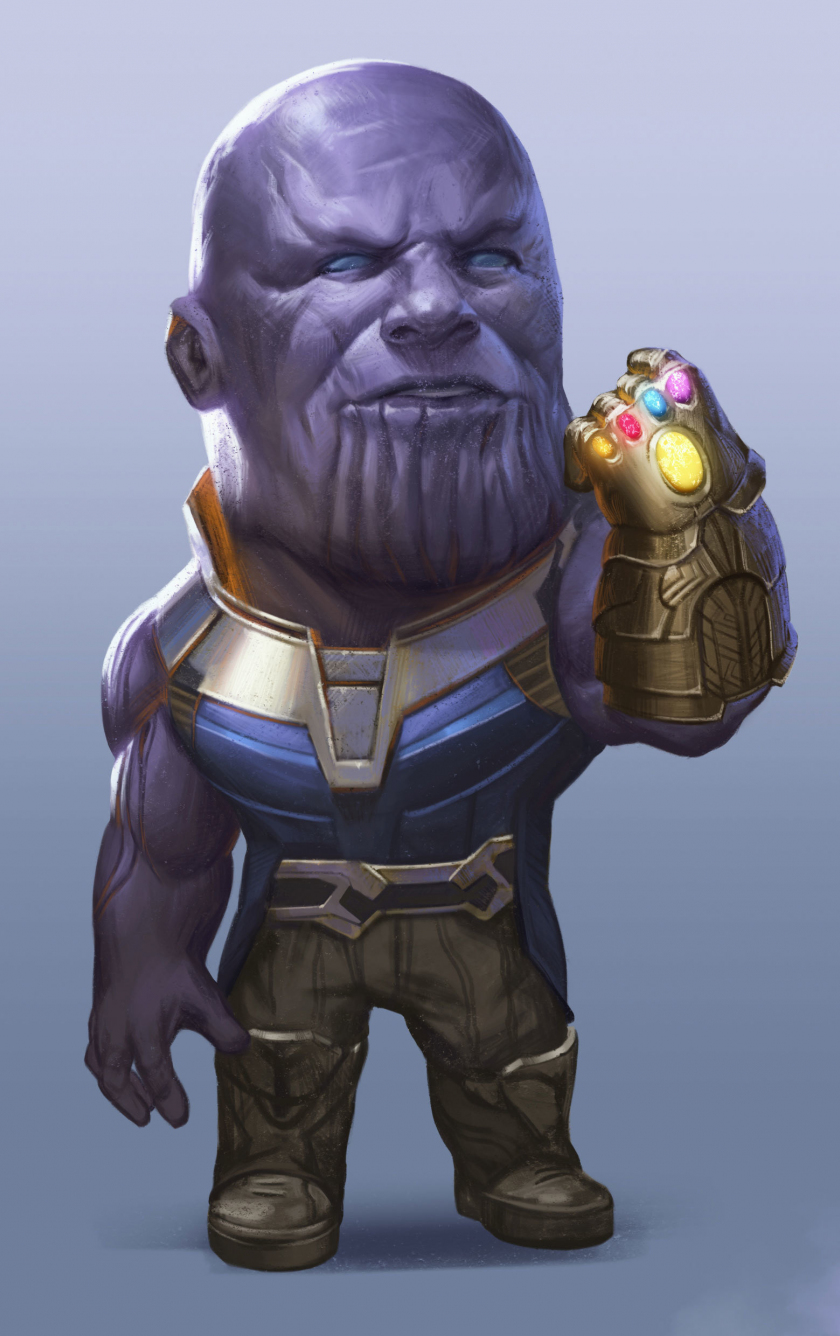 Cute Wallpaper For Ipod Touch 5 Download 840x1336 Wallpaper Captain America Thanos Iron