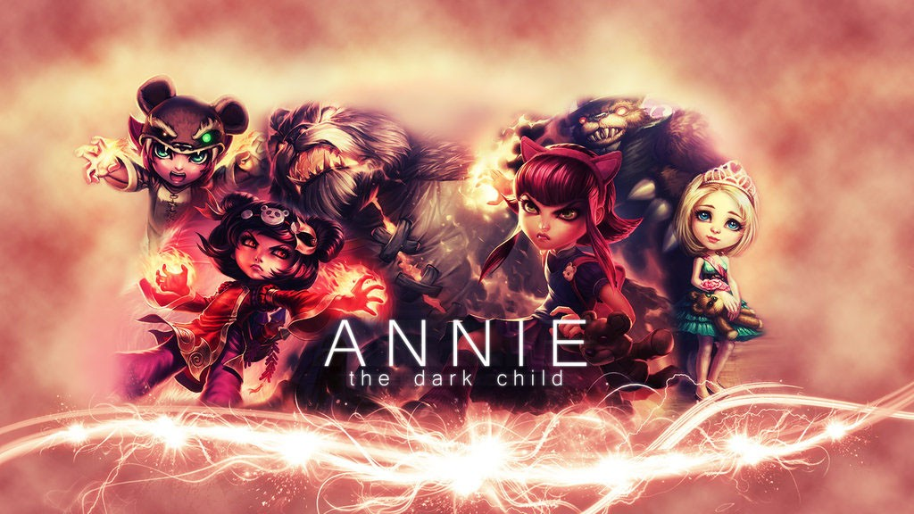 Sick Wallpapers For Iphone 5 League Of Legends Annie Wallpapers Hd Free Download