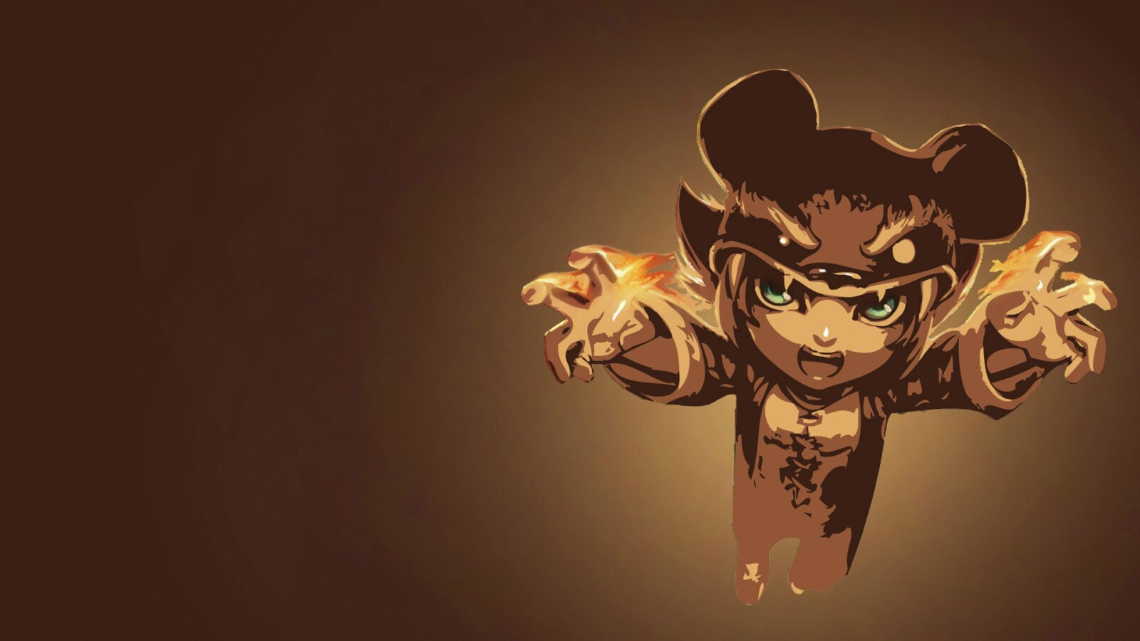 Anime Car 1080p Wallpaper Minimalist League Of Legends Annie Wallpapers Hd Free Download