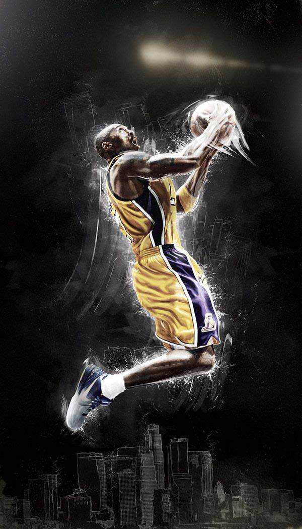 Volleyball Wallpaper Iphone 45 Kobe Bryant Wallpapers Hd Download