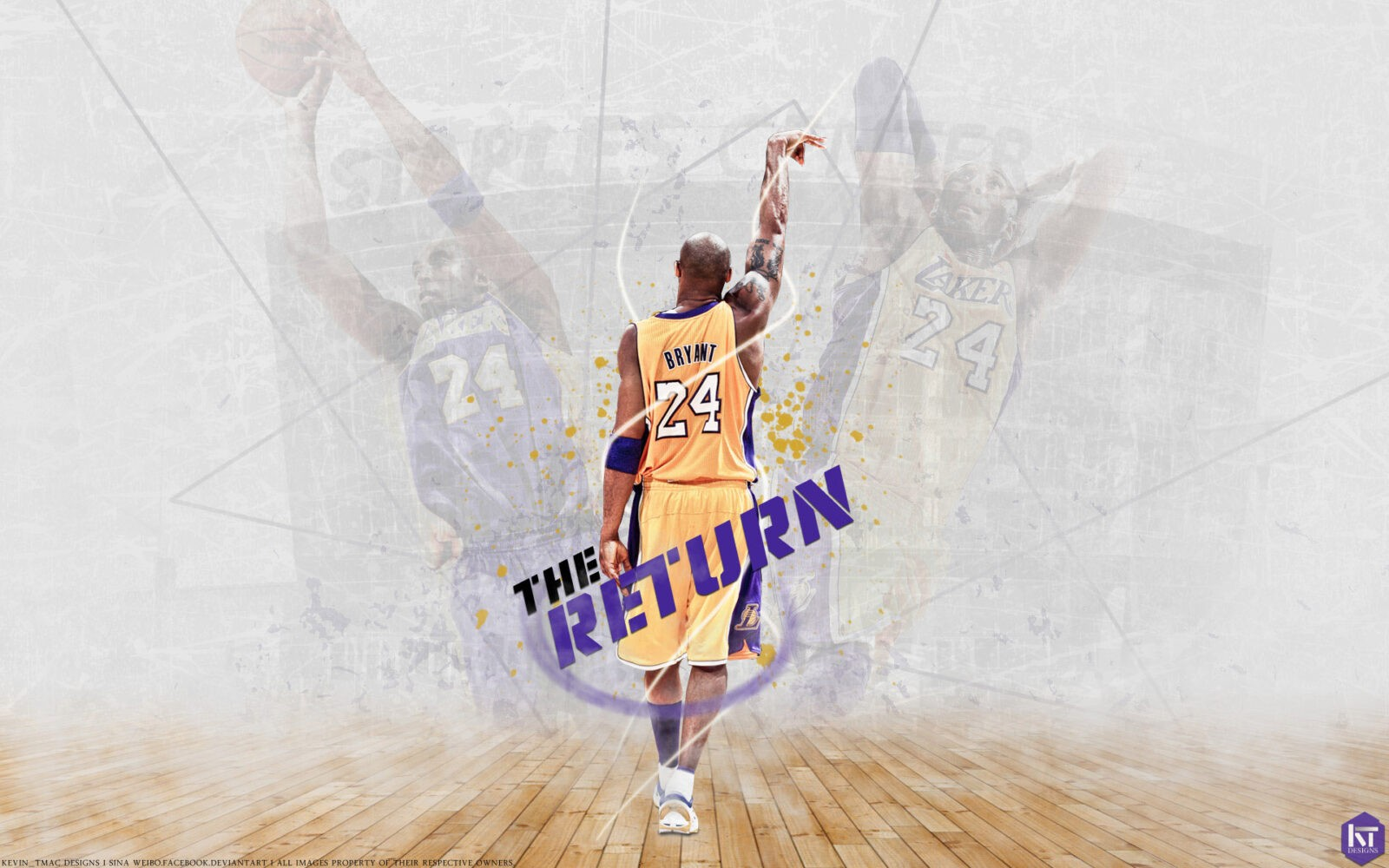 Lebron James Iphone Wallpaper 45 Kobe Bryant Wallpapers Hd Download