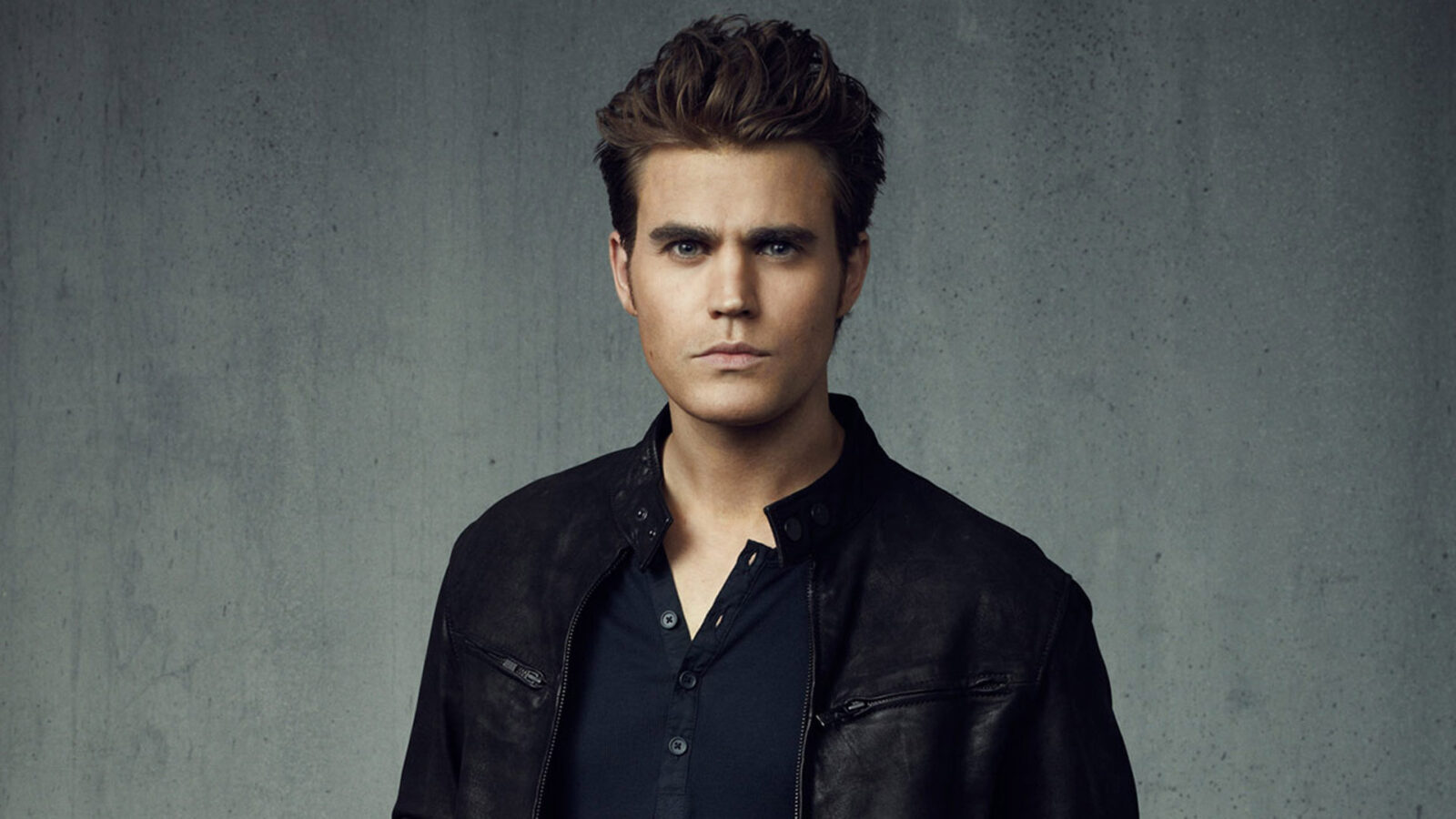 Vampire Diaries Hd Wallpapers 1366x768 Paul Wesley Wallpapers Hd Free Download