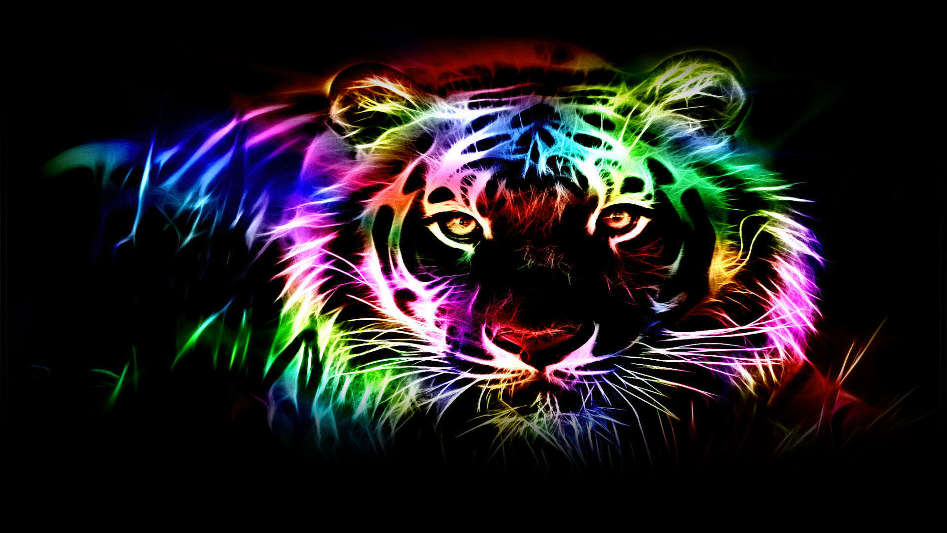Cool Neon Cars Wallpapers Tiger Hd Wallpapers Free Download