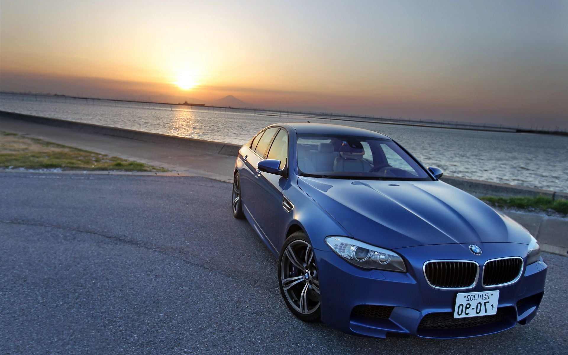 Hq Car Wallpapers 36 Bmw M5 F10 Wallpapers Hd High Quality Download
