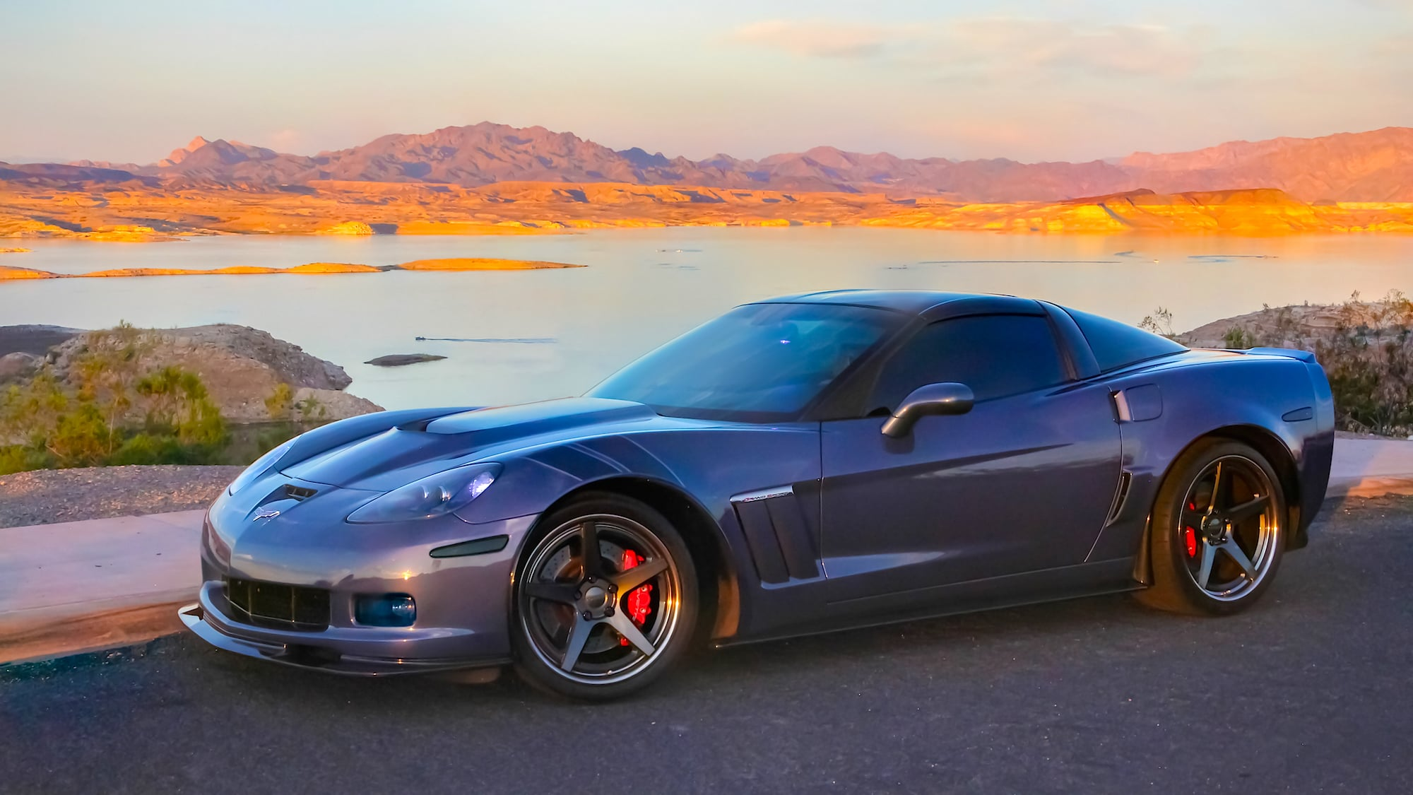Sports Car Wallpapers High Resolution 34 Chevrolet Corvette C6 Z06 Wallpapers Hd