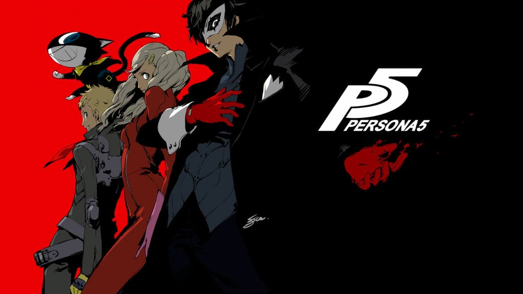 The Joker Animated Wallpaper Persona 5 Wallpapers Hd High Quality Download