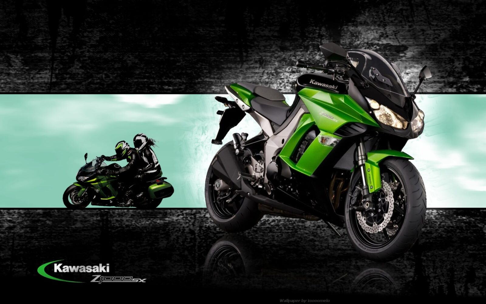 3d Heavy Bikes Wallpapers 30 Kawasaki Z1000 Wallpapers Hd High Quality Download