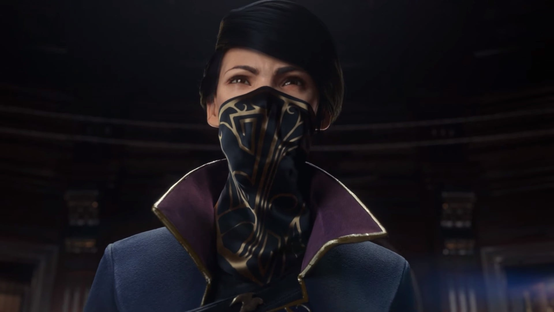 Abstract Girl Face Wallpaper 30 Dishonored 2 Wallpapers Hd Download