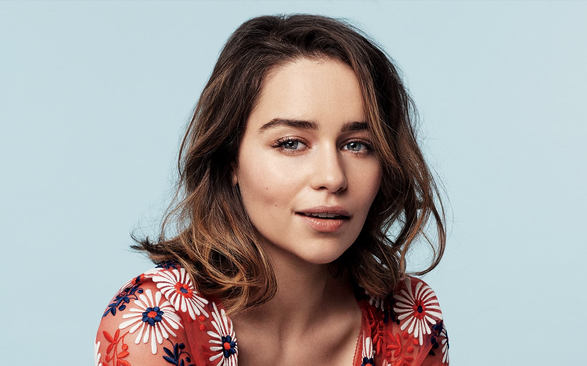 Cute And Pretty Wallpapers 15 Emilia Clarke Wallpapers Hd High Quality Resolution
