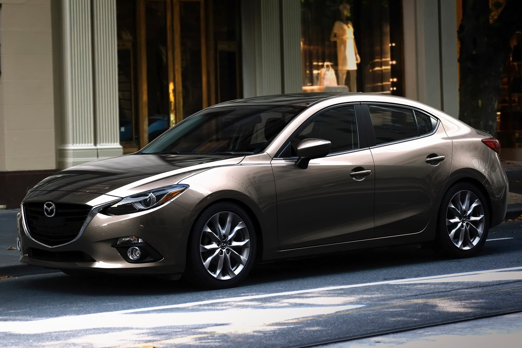 Toyota Camry Hd Wallpapers Mazda 3 2016 Sedan Wallpapers Hd High Quality Download