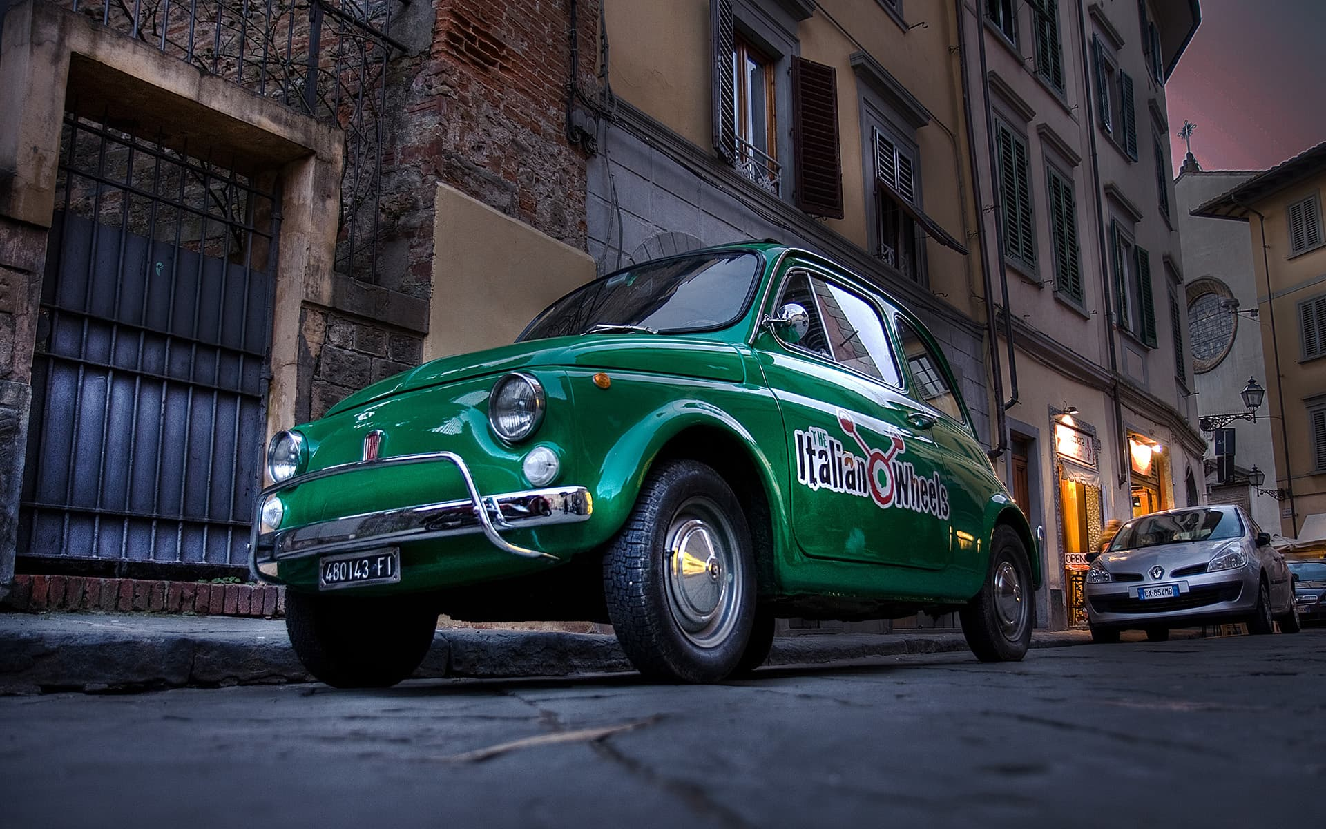 Free Wallpaper Old Cars 30 Fiat 500 Hd Wallpapers For Desktop Free Download