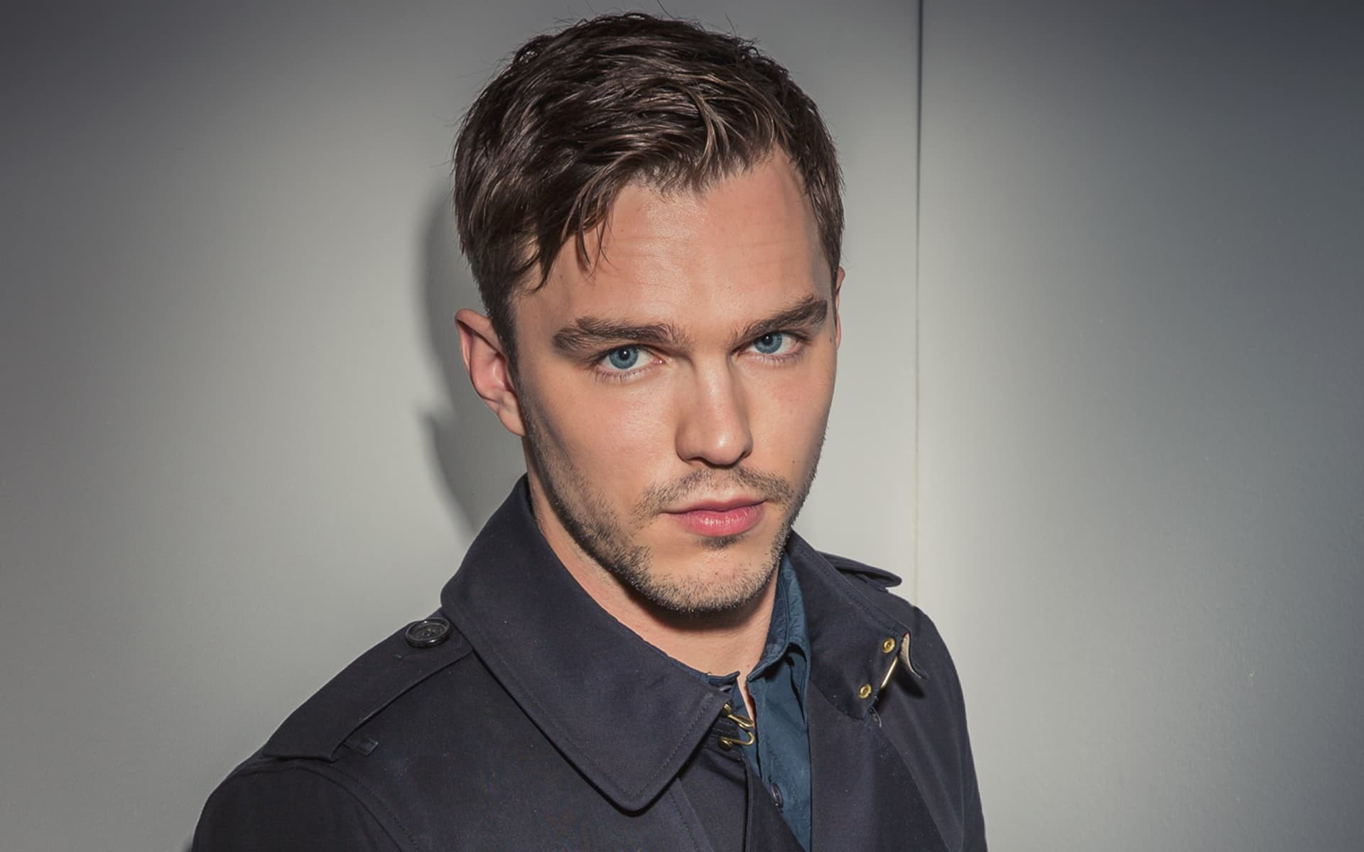 Boy Hairstyle Hd Wallpaper Nicholas Hoult Hd Wallpapers For Desktop Free
