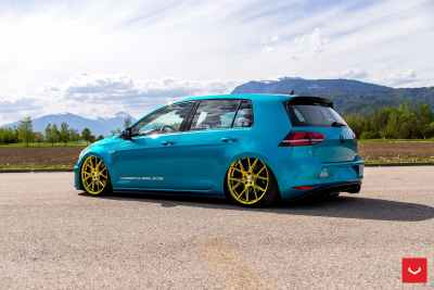 Volkswagen Golf GTI MK7 2016 wallpapers High Resolution