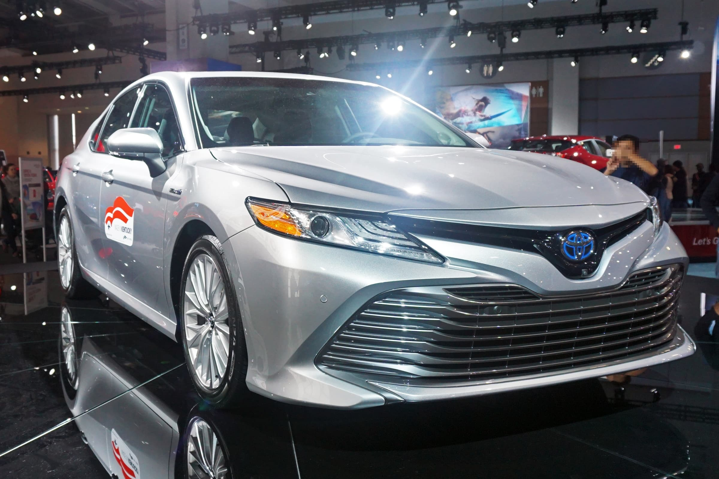 Toyota Camry Hd Wallpapers 8 Toyota Camry 2018 Wallpapers Hd