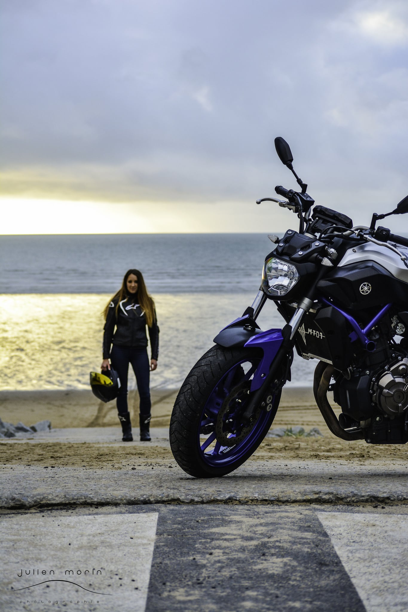 Sport Bike Girl Wallpapers 20 Yamaha Mt 07 Wallpapers Hd Self Collection