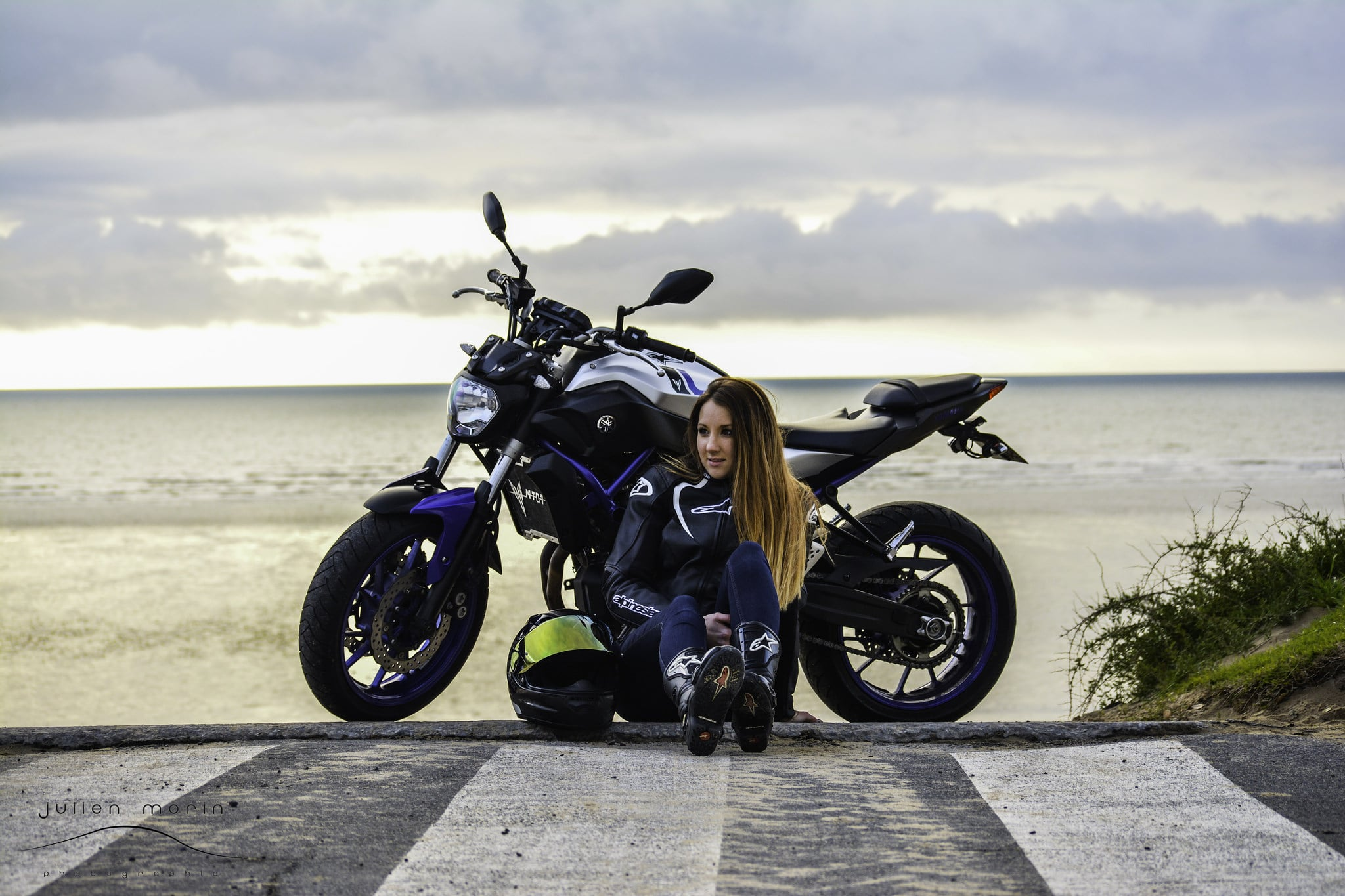 Cool Beautiful Girl Wallpaper 20 Yamaha Mt 07 Wallpapers Hd Self Collection
