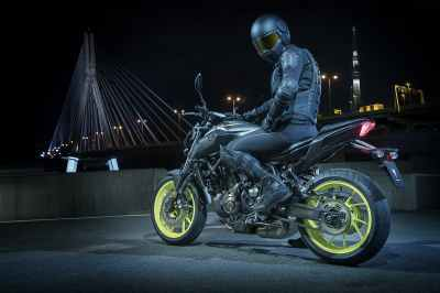 13+ Yamaha MT-07 (2018) wallpapers HD