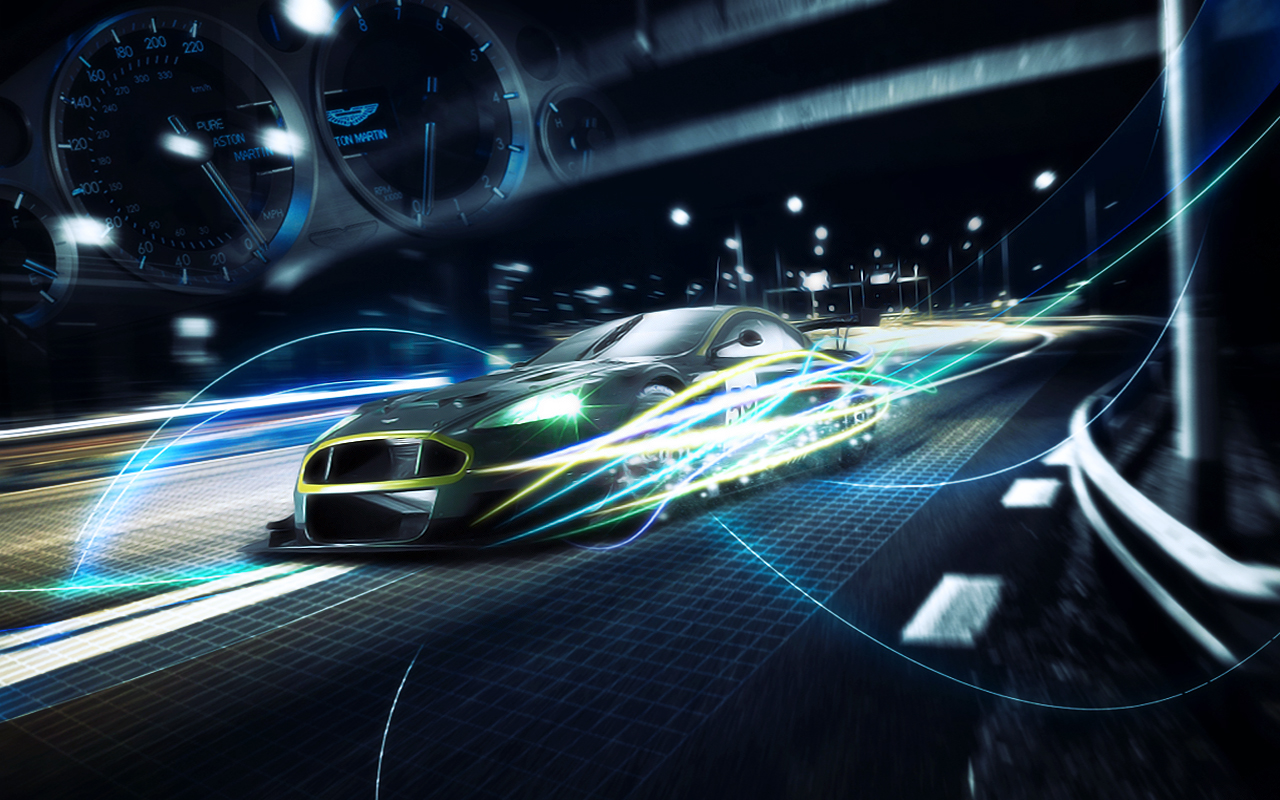 Fast And Furious Cars Wallpapers For Desktop 1280x800 Abstract Car Desktop Pc And Mac Wallpaper