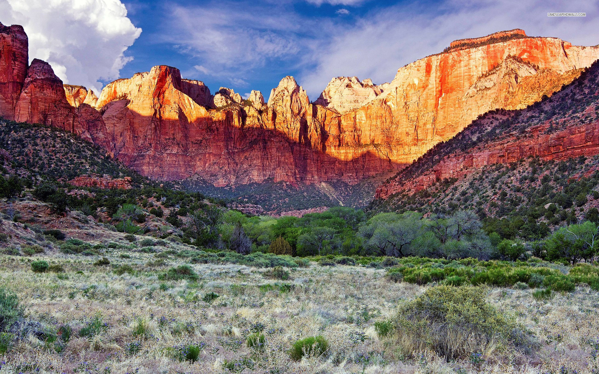 Rustic Fall Desktop Wallpaper Amazing Zion National Park Wallpapers Amazing Zion
