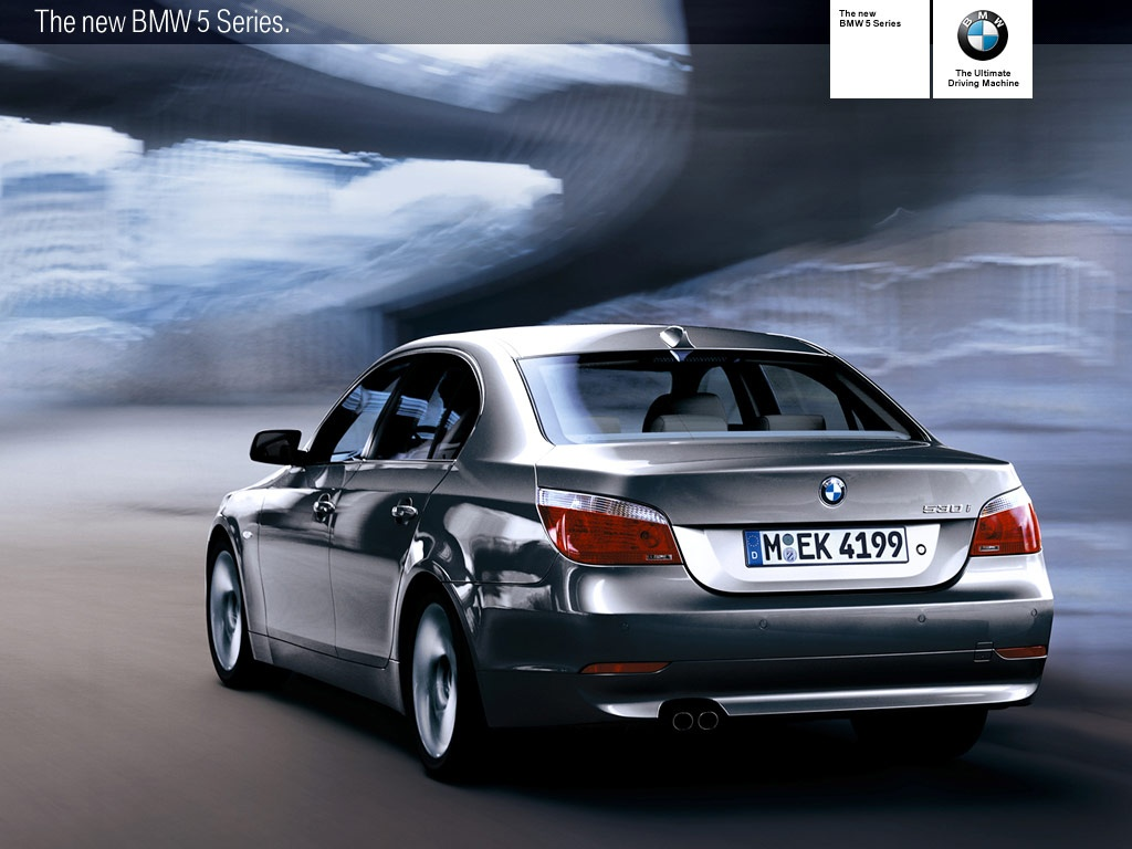 Car Pictures Wallpaper Net Speed Back Of Bmw 530i Wallpapers Back Of Bmw 530i Stock Photos