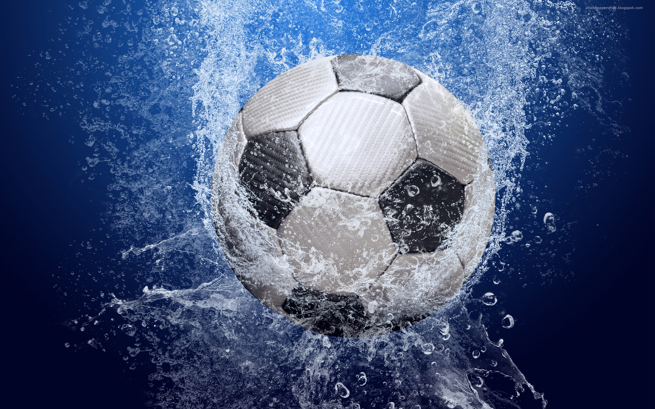 3d Football Stadium Wallpaper Ball In The Water Wallpapers Ball In The Water Stock Photos