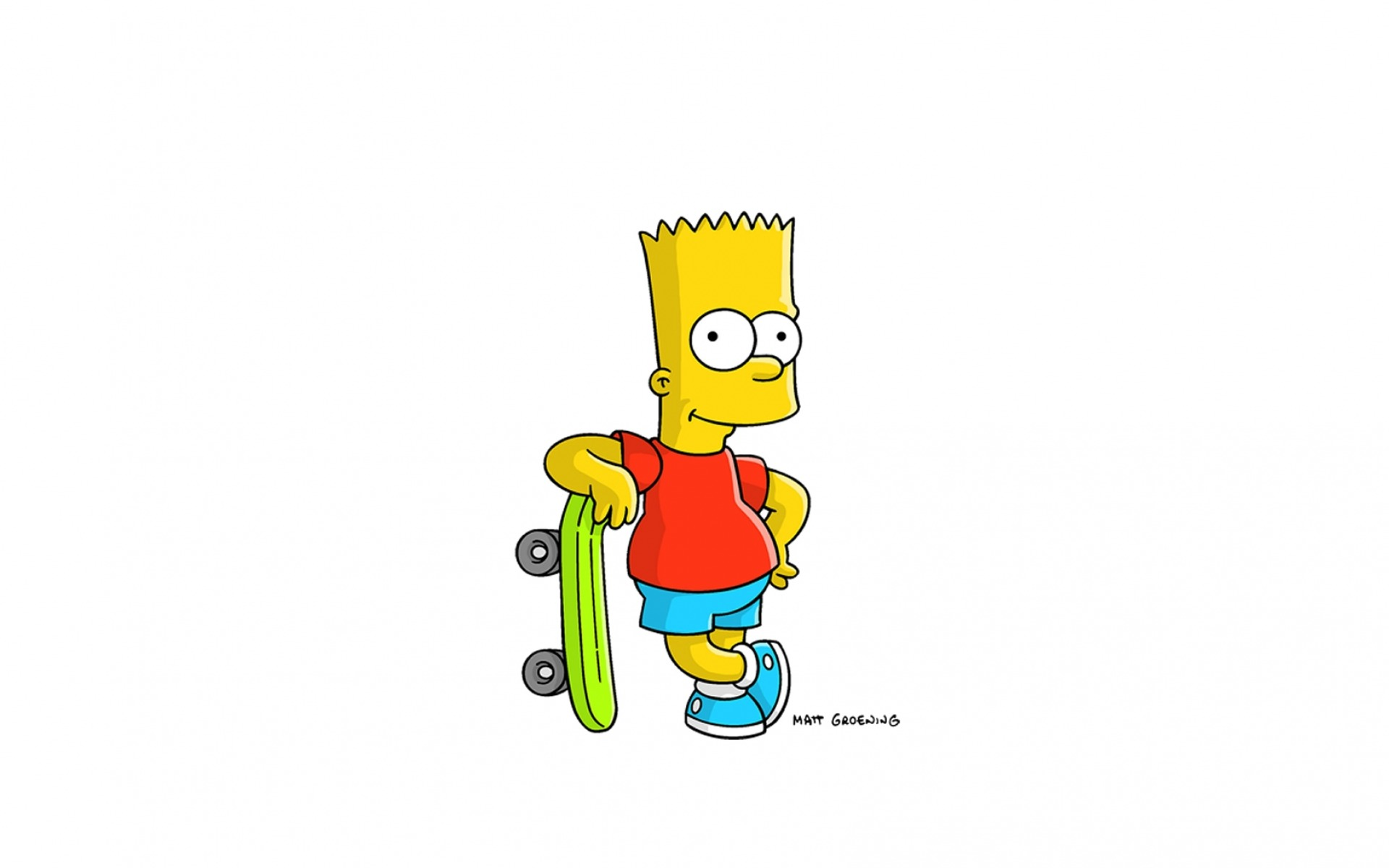 3d Moving Galaxy Wallpaper Bart Simpson Skateboard Wallpapers Bart Simpson