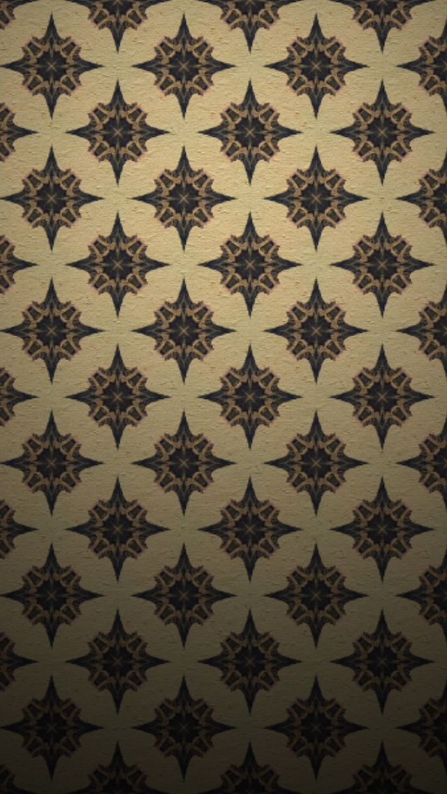 Wallpaper For Iphone X 640x1136 Beige And Brown Pattern Iphone 5 Wallpaper