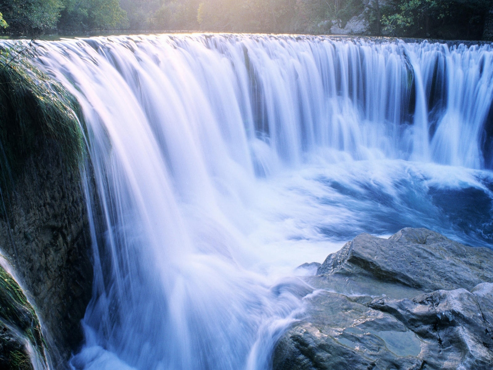 Animated Waterfall Wallpapers For Mobile Blue Waterfall Wallpapers Blue Waterfall Stock Photos