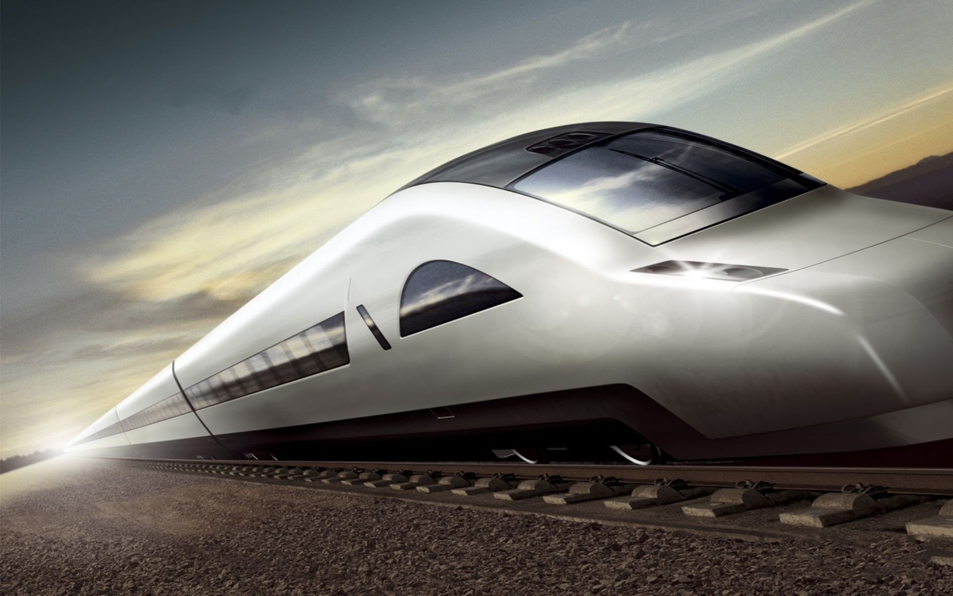 Fast Sports Cars Wallpapers Bullet Train Artwork Wallpapers Bullet Train Artwork