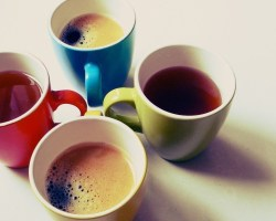 Small Of Tea And Coffee Pictures