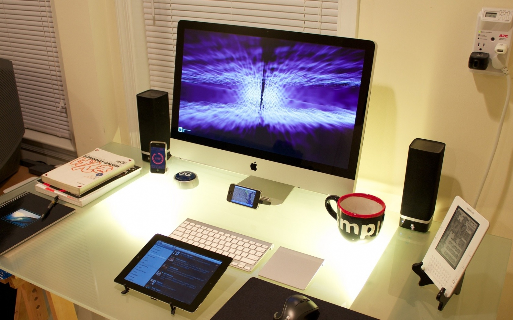 Cool Office Setups 1680x1050 Cool Desktop Set Up Desktop Pc And Mac Wallpaper