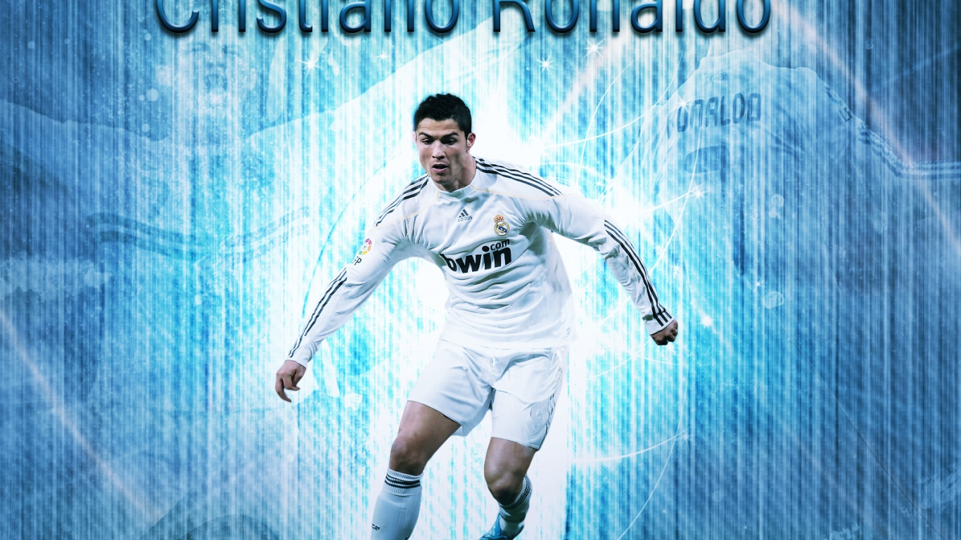 Cr7 Hd Wallpapers 2017 1366x768 Cristiano Ronaldo Desktop Pc And Mac Wallpaper