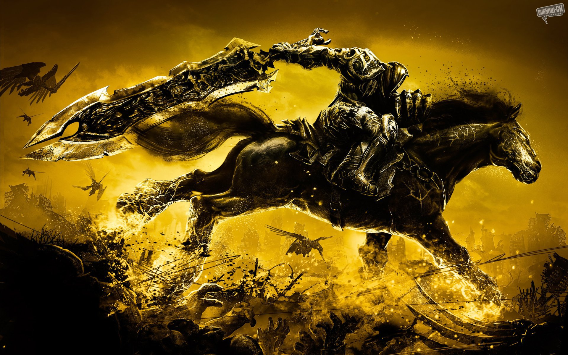 Devil May Cry Wallpaper Hd Darksiders Wallpapers Darksiders Stock Photos