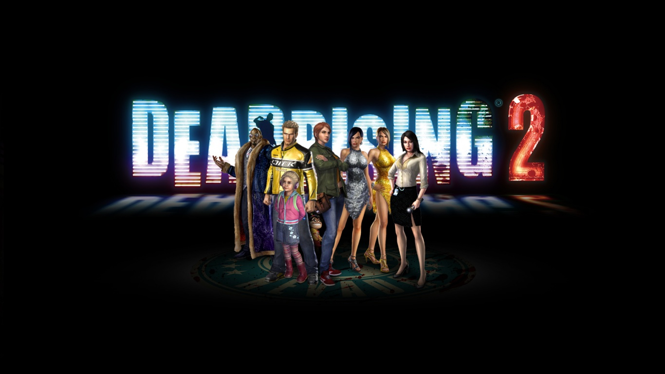 Os X Wallpapers Hd 1366x768 Dead Rising 2 Desktop Pc And Mac Wallpaper