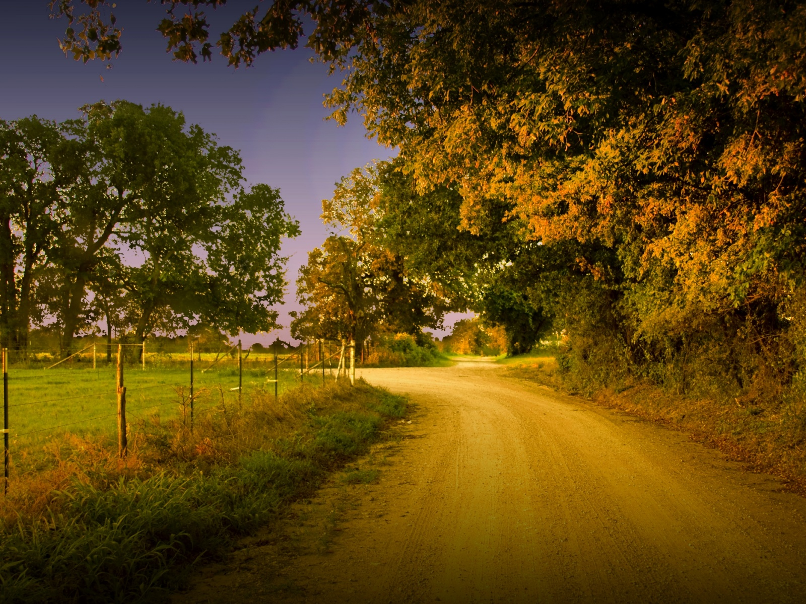 Cute Wallpaper With Quotes Download 1500x500 Dusty Country Road Twitter Header Photo