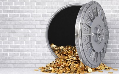Gold Coins Safe wallpapers | Gold Coins Safe stock photos