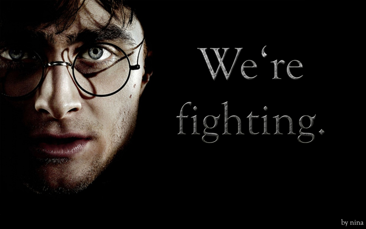 Dobby Quotes Wallpaper 1280x800 Harry Potter We Re Fighting Desktop Pc And Mac