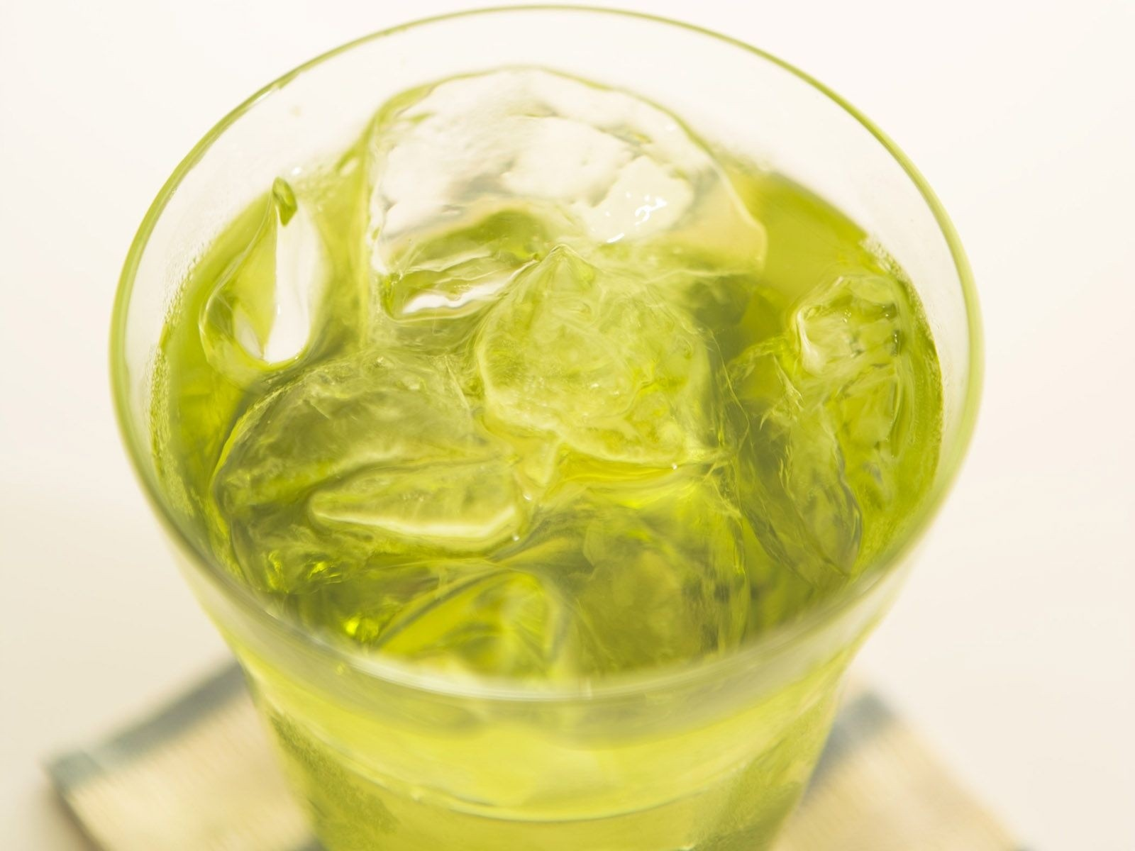 3d Cubes Home Wallpaper Ice Cold Green Drink Wallpapers Ice Cold Green Drink