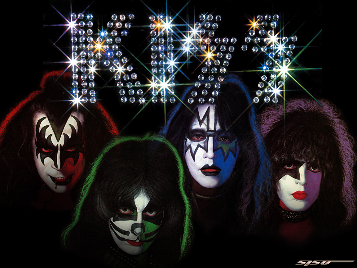 The Cars Band Cover Wallpaper Kiss Wallpapers Kiss Stock Photos