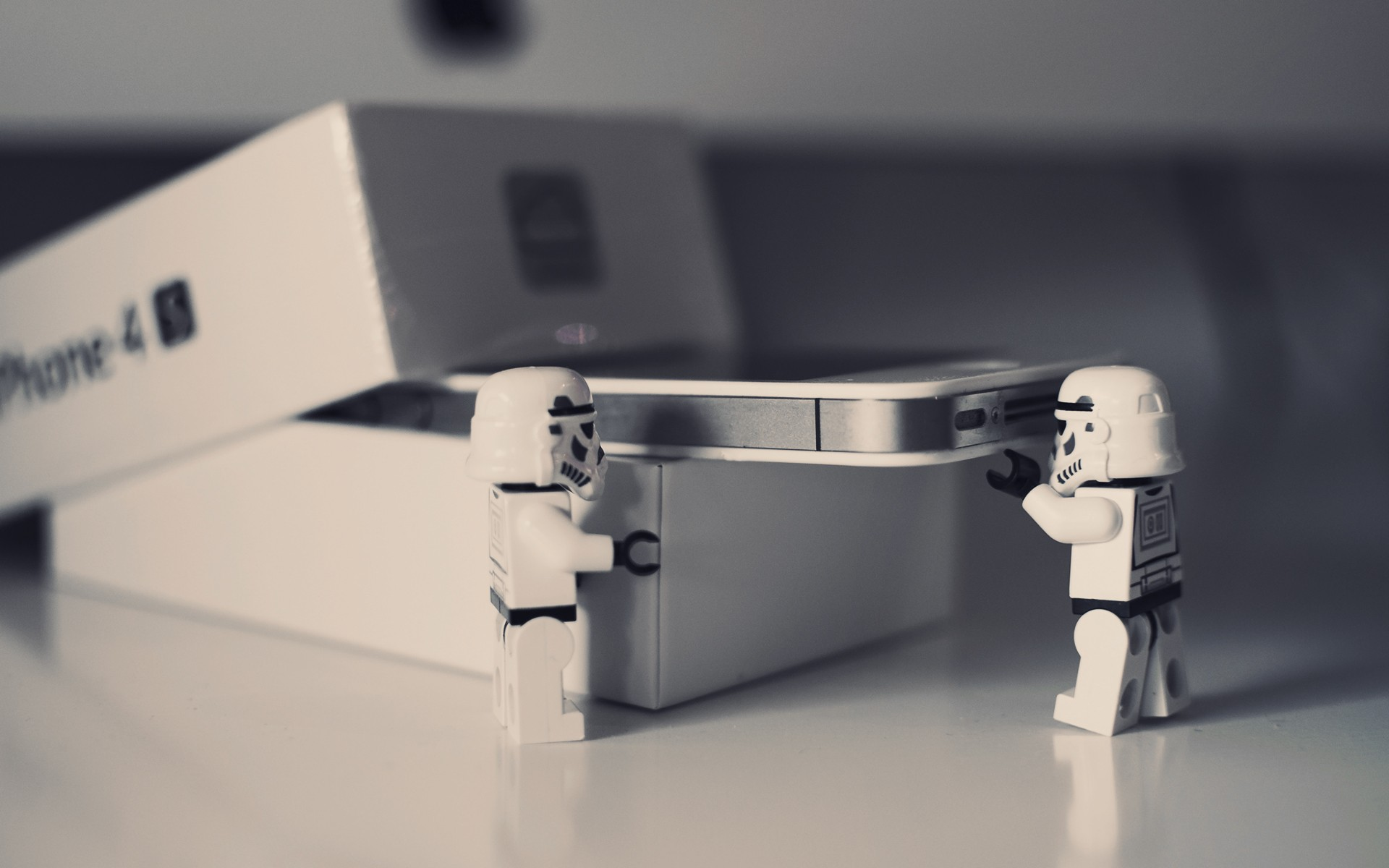 Alienware Animated Wallpaper Lego Star Wars Iphone 4 Unboxing Wallpapers Lego Star