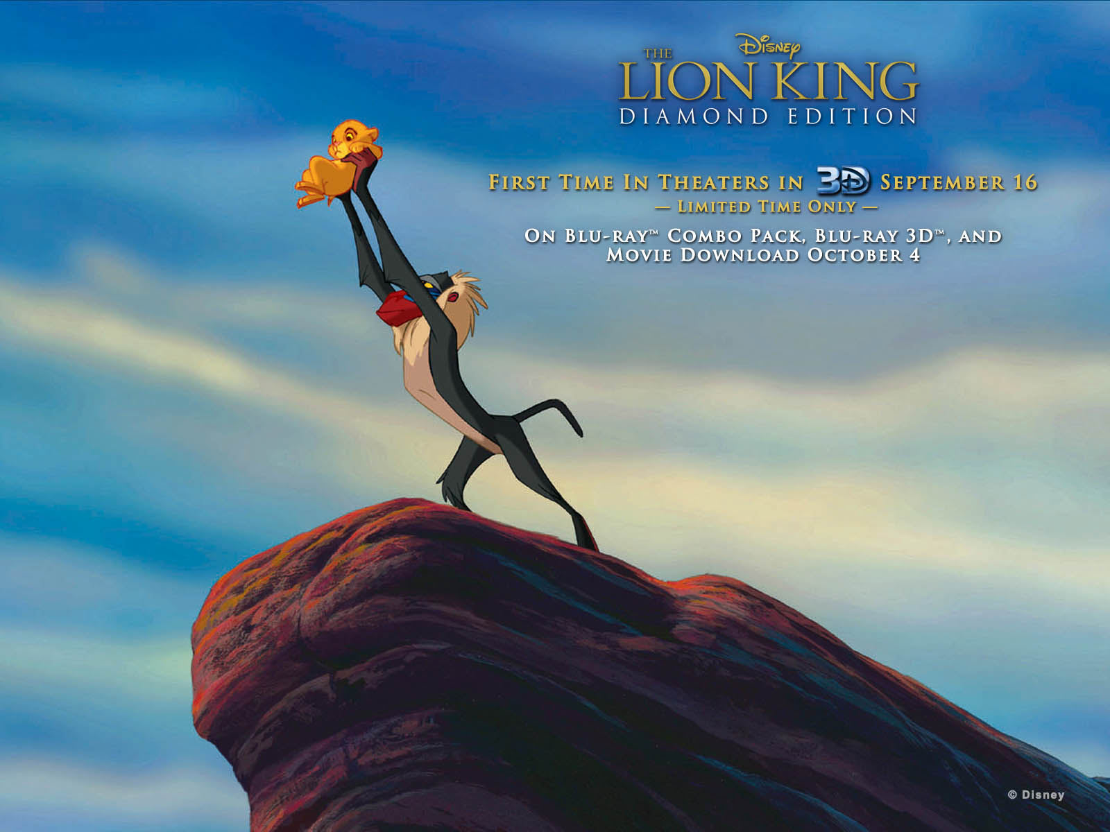 King Of The Hill Iphone Wallpaper Lion King 3d Little Simba