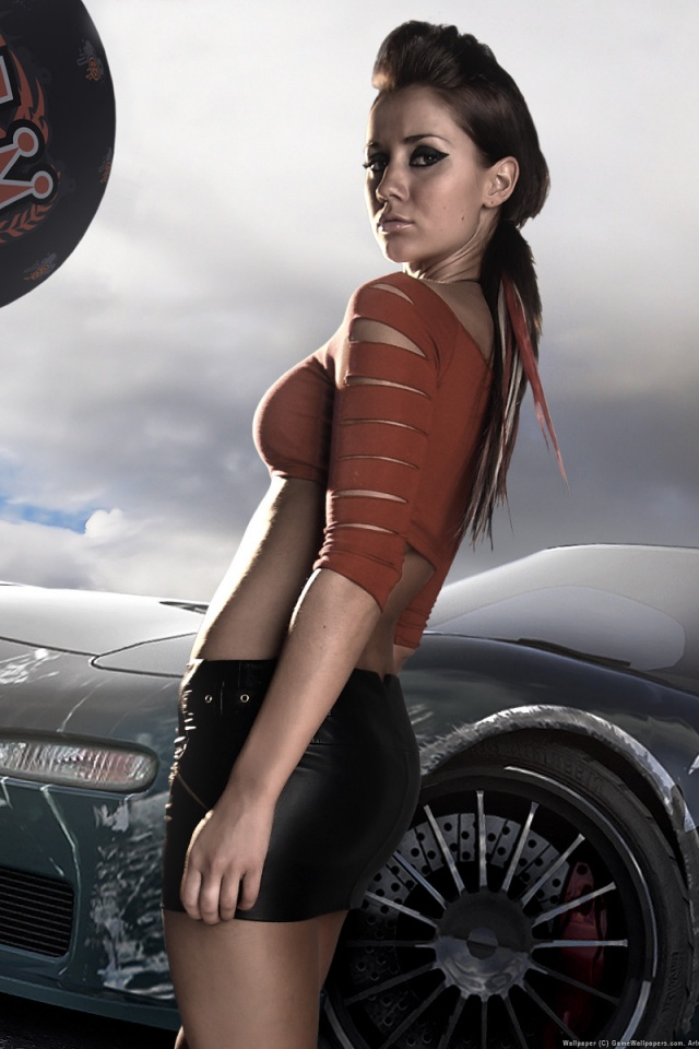 Hd Wallpaper Of Iphone X 640x960 Need For Speed Pro Street Desktop Pc And Mac