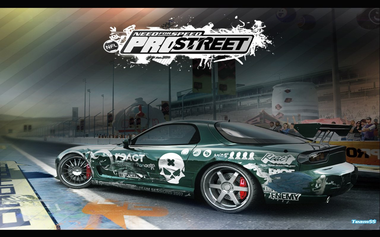 Mazda Rx7 Iphone Wallpaper Need For Speed Pro Street Wallpapers Need For Speed