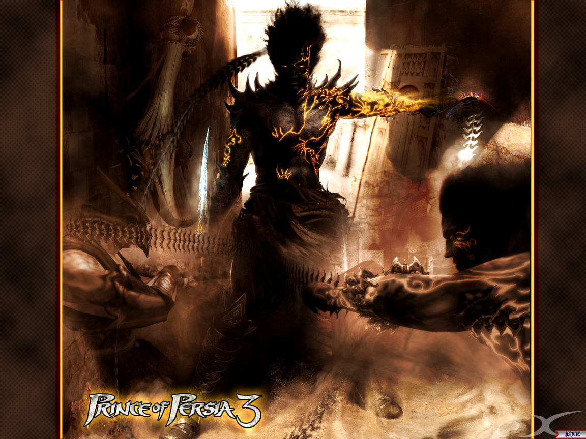 Devil 3d Hd Wallpapers Prince Of Persia 3 Wallpapers Prince Of Persia 3 Stock