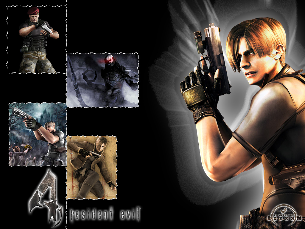 Gameboy Iphone X Wallpaper Resident Evil 4 2 Wallpapers Resident Evil 4 2 Stock Photos