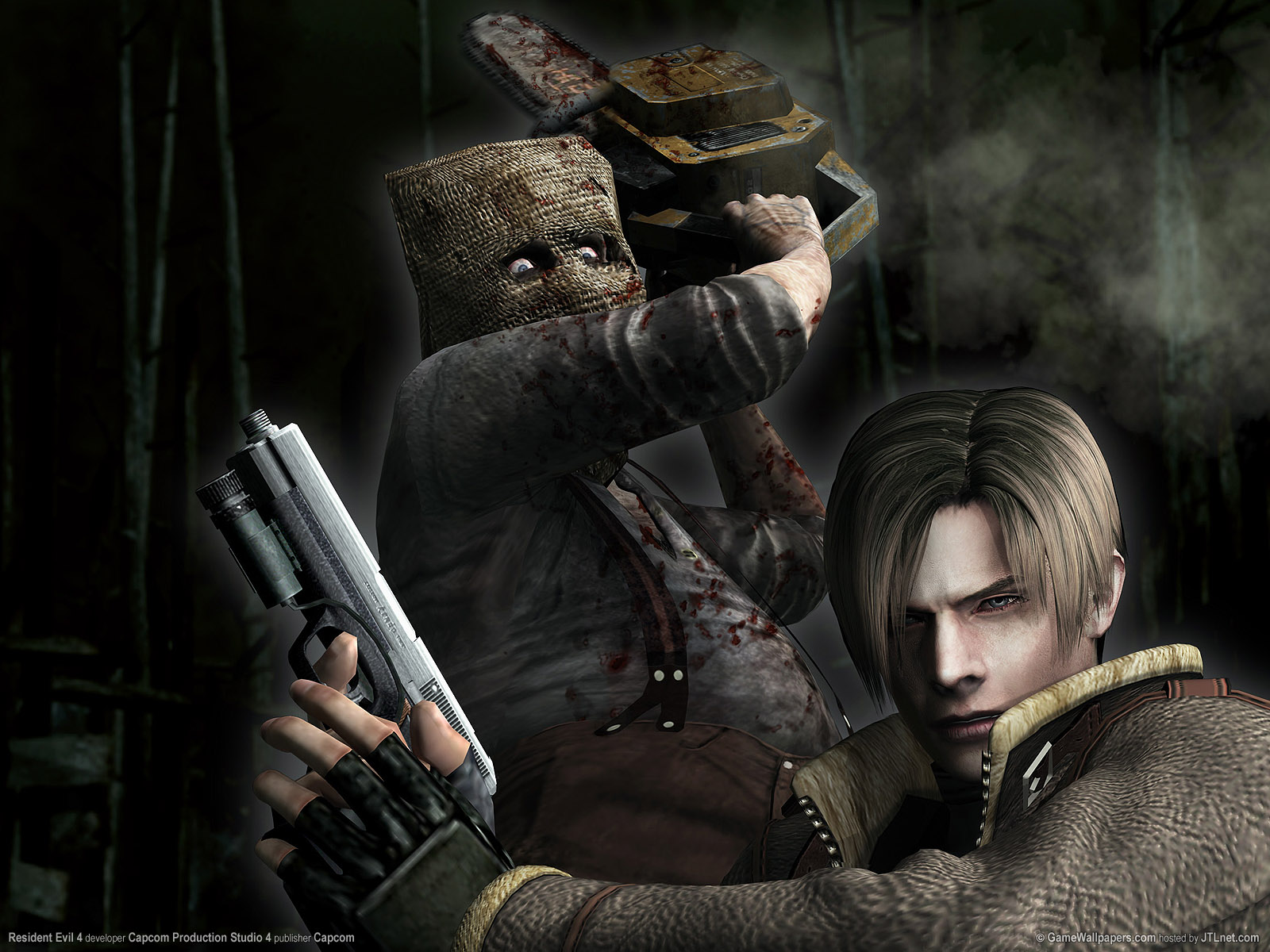Devil 3d Hd Wallpapers Resident Evil 4 Wallpapers Resident Evil 4 Stock Photos
