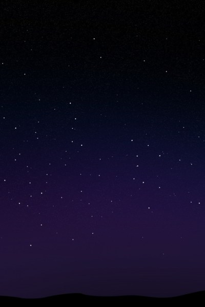 640x960 Starry Night Sky Iphone 4 wallpaper