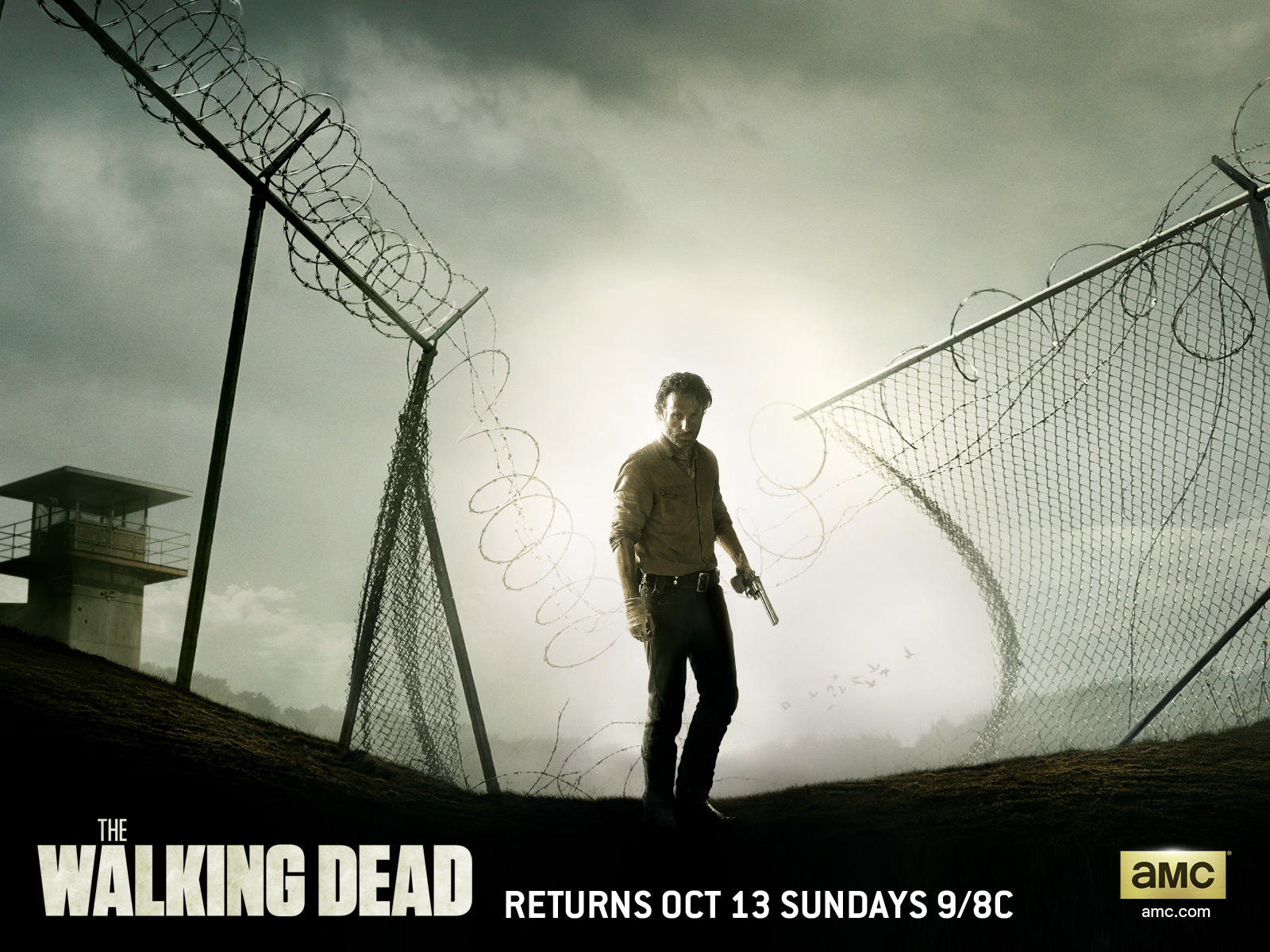 Iphone X Moving Wallpaper The Walking Dead Season 4 Wallpapers The Walking Dead