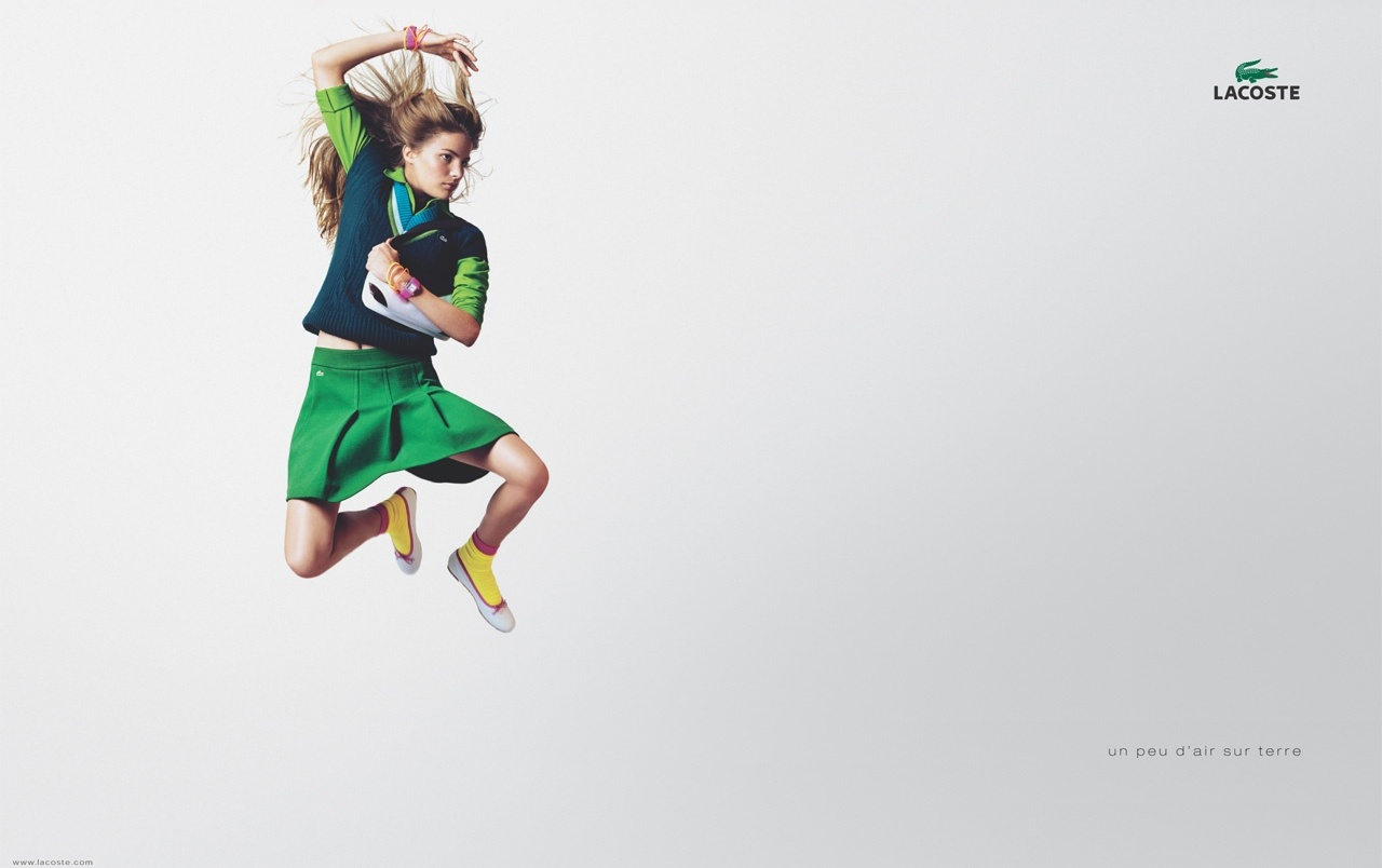 Gym 3d Wallpaper Fly Woman Lacoste Wallpapers Fly Woman Lacoste Stock Photos