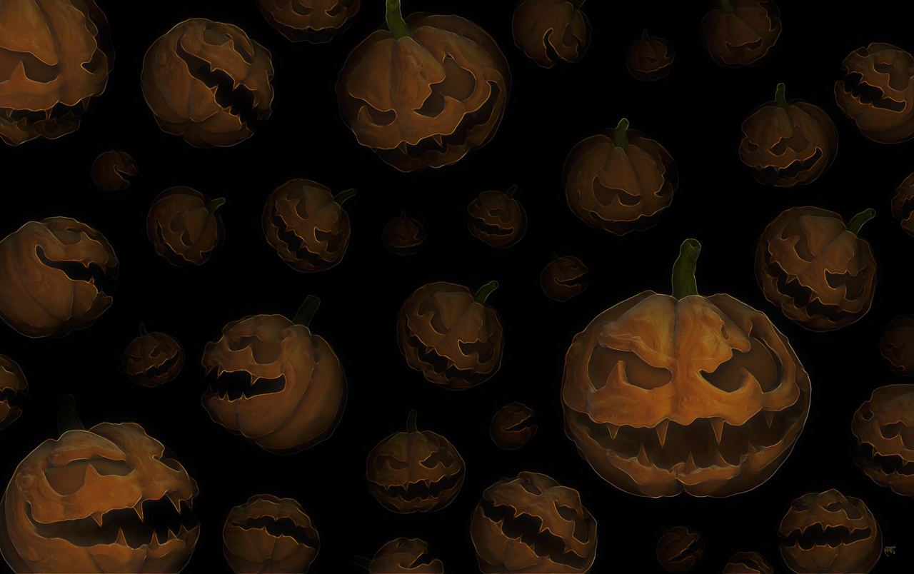 Iphone Sayings Wallpaper Alot Of Halloween Pumpkins Wallpapers Alot Of Halloween